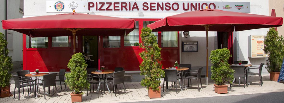 Ansicht Restaurant Senso Unico